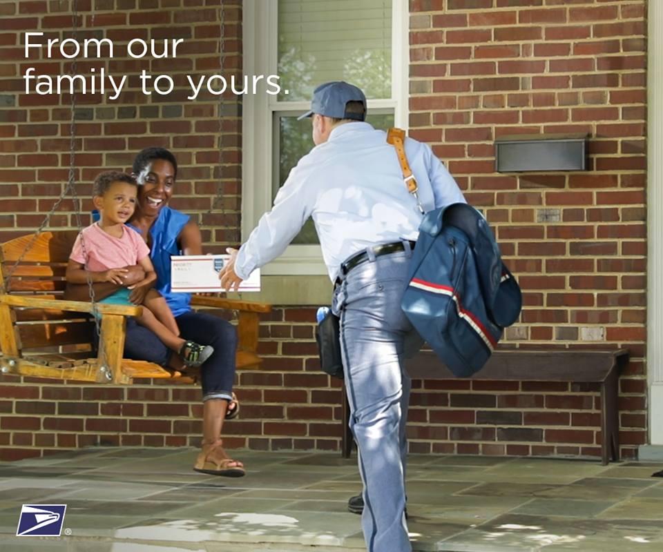 United States Postal Service Webpagedepot