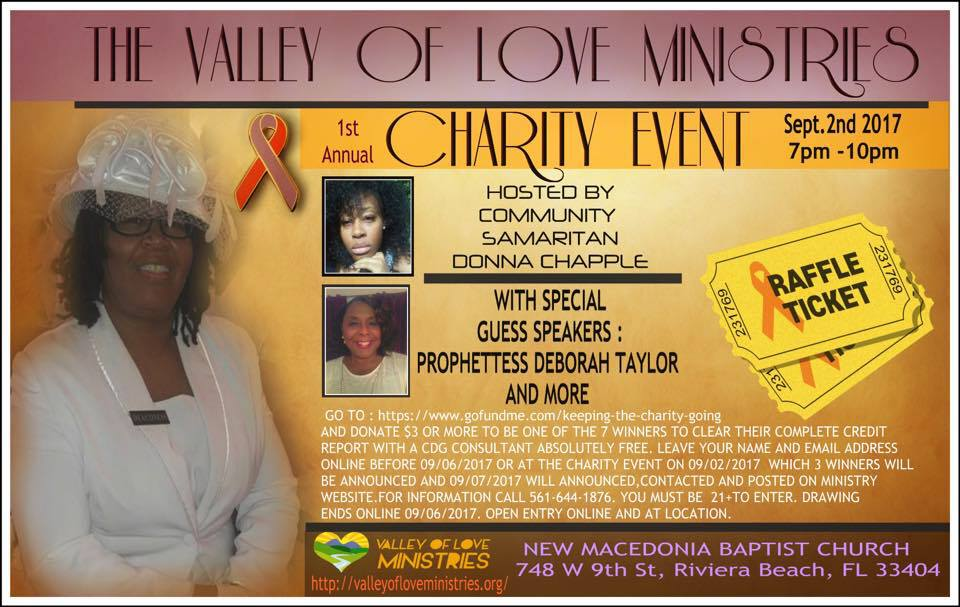 Valley of Love Ministries - Riviera Beach Appropriate