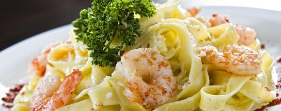 Vulcano's Italian Restaurant pasta