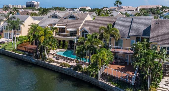 Waterfront Properties & Club Communities: Meike MacGregor - Jupiter Information