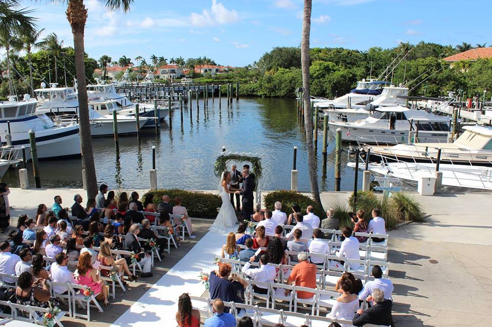 Out of the Blue Waterfront Weddings & Events - Jupiter Wheelchairs