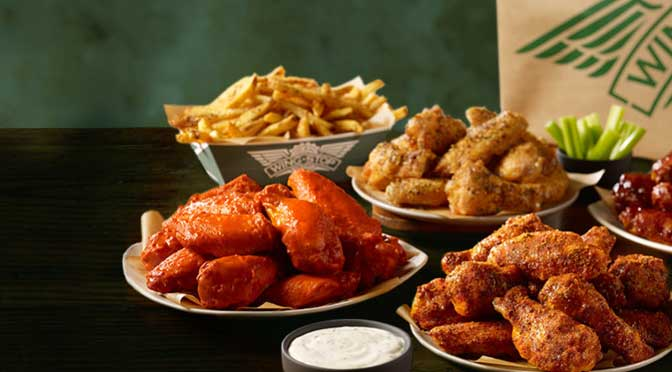 Wingstop - Lake Park Webpagedepot