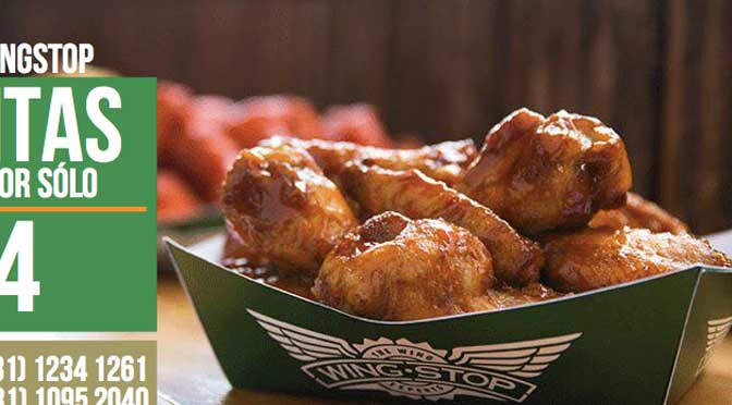 Wingstop - Lake Park Restaurants