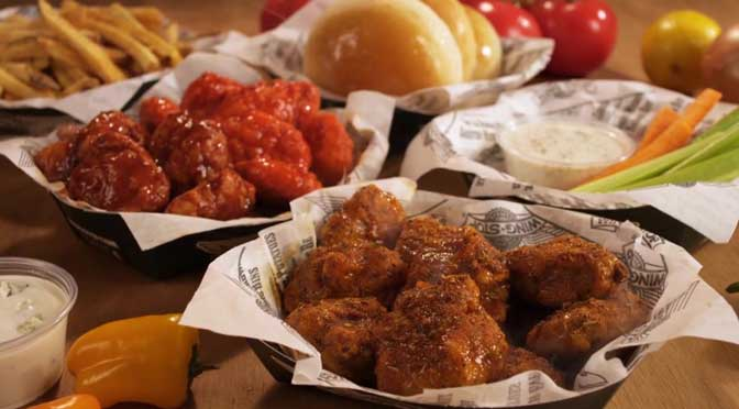 Wingstop - Lake Park Information