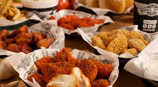 Wingstop - Lake Park Restaurant