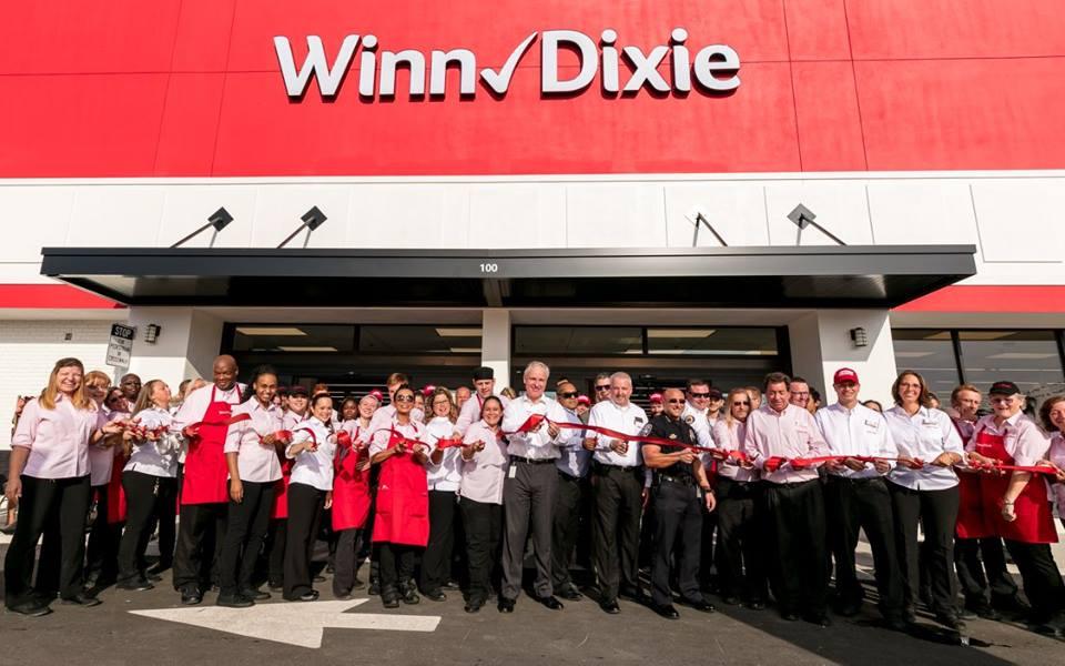 Winn-Dixie Jupiter paper products