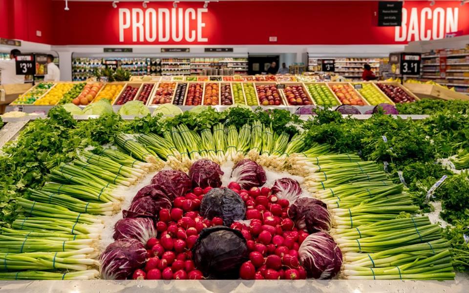 Winn-Dixie Jupiter vegetables
