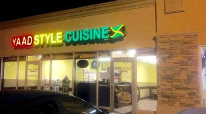 Yaad Style Cuizine - Haverhill Entertainment
