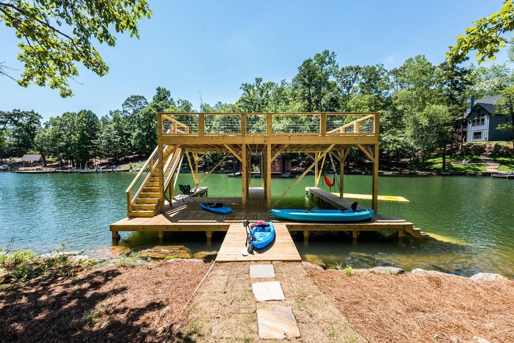Holland Homes Lake Martin - Dadeville Constructions