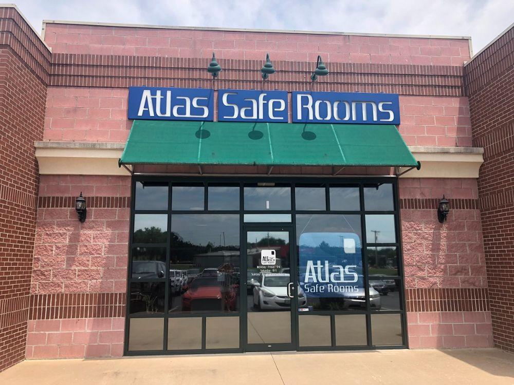 Atlas Safe Rooms Norman Showroom Webpagedepot