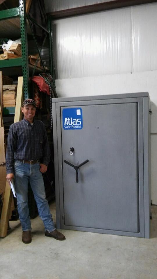 Atlas Safe Rooms Norman Showroom Informative
