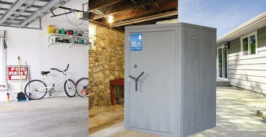 Atlas Safe Rooms Tulsa Showroom Convenience