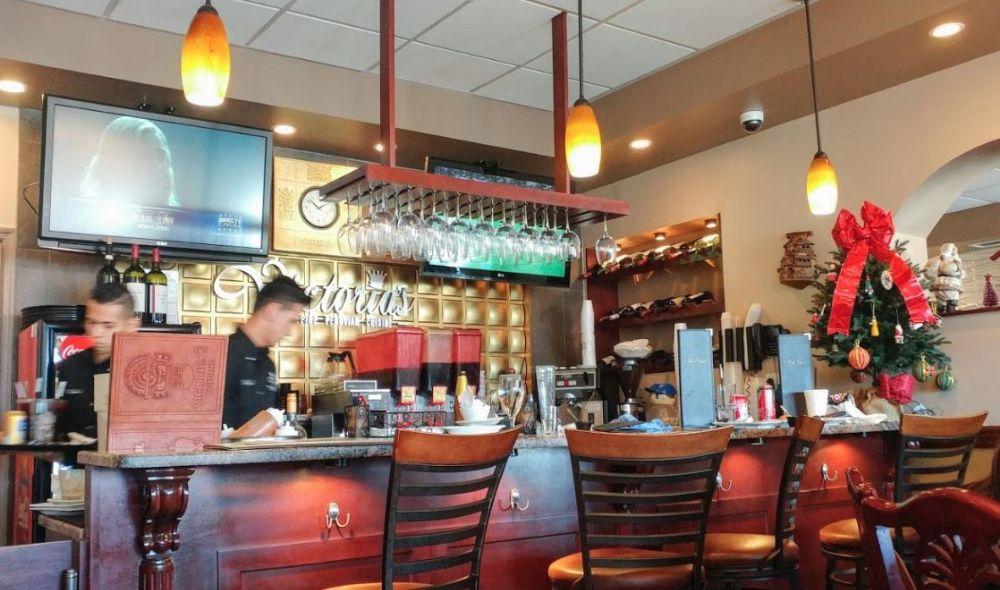 Victoria's Peruvian Restaurant Surroundings