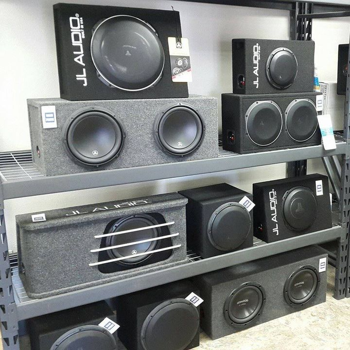 TNT Audio Information