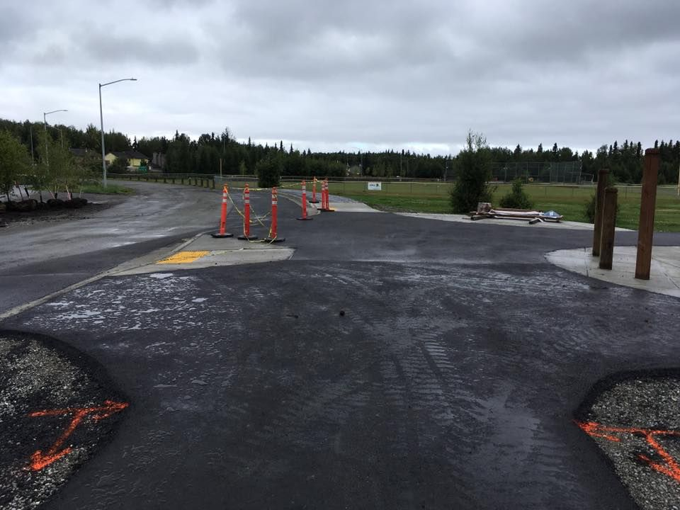 Alaska Pavement Maintenance Co. Positively