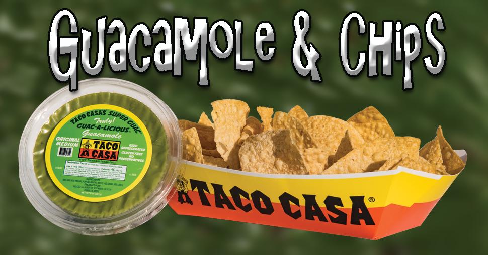 Taco Casa - Forney Questions