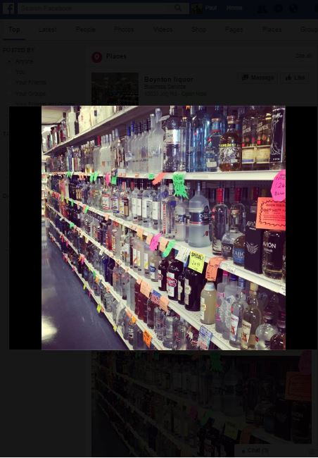 Boynton Discount Liquor - Boynton Webpagedepot