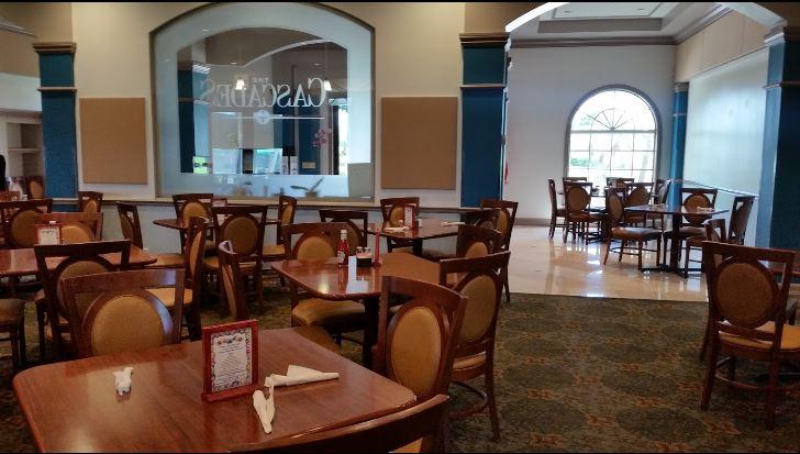 Cascades Cafe - Boynton Beach Webpagedepot