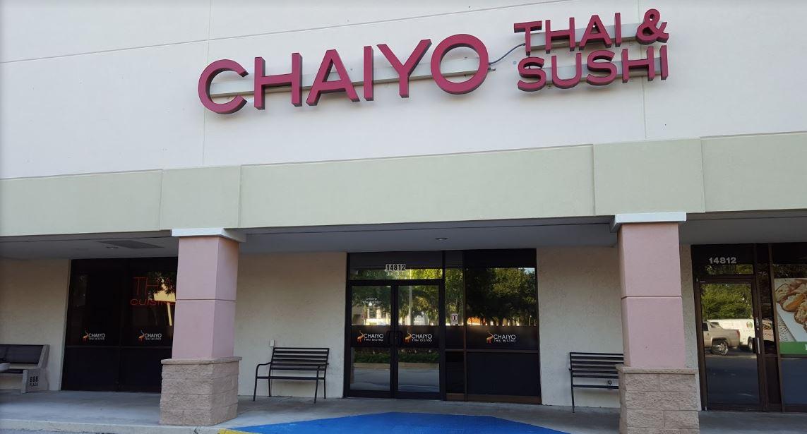 Chaiyo Thai Bistro - Delray Beach Wheelchairs