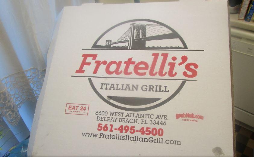 Fratelli's Italian Grill - Delray Beach Webpagedepot