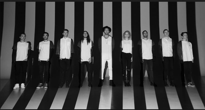 Hillsong United group