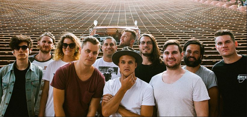 Hillsong United band