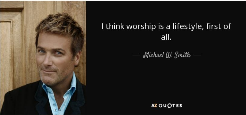 Michael W. Smith - Nashville Appropriate