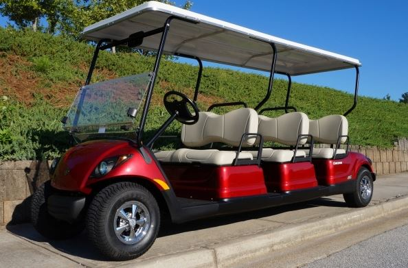 Southern Golf Cars - Delray Beach Regulations