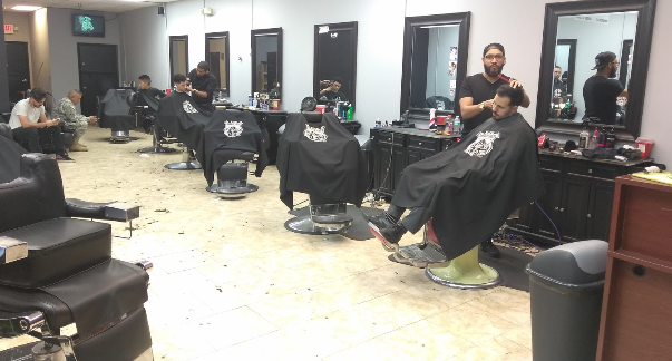 PJ's BARBERSHOP - Greenacres Establishment