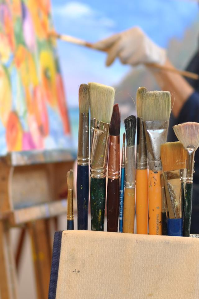 Lake Worth Art League Accessibility