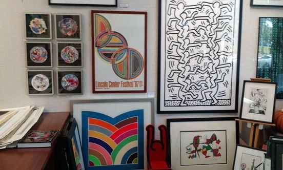 Frame World Gallery - Boca Raton Combination