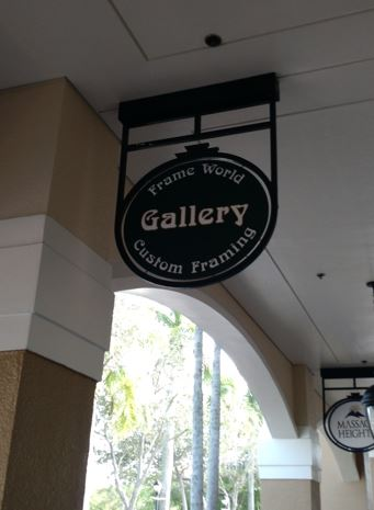 Frame World Gallery - Boca Raton Contemporary