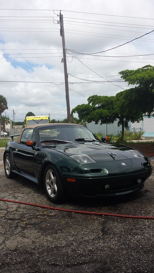 Classic Auto Waxing - Lake Worth Appointments