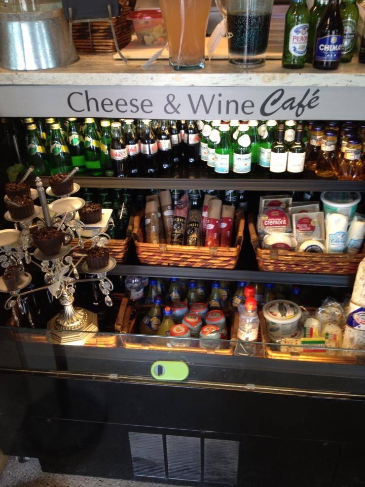 Judy's Cheese & Wine Cafe Surroundings
