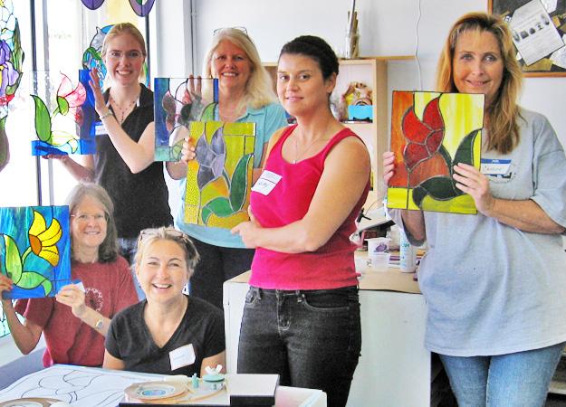 McMow Art Glass - Lake Worth Information