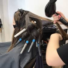 Karina Unisex Hair Salon Accessibility