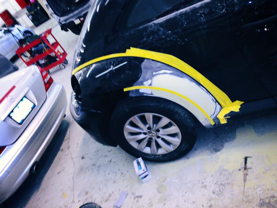 Palm Beach Collision Center - Lake Worth Cleanliness