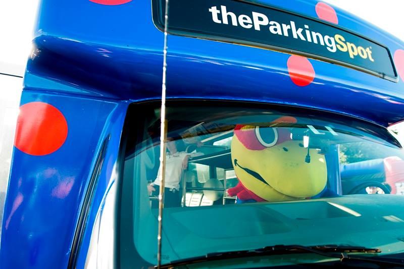 Parking Spot Informative