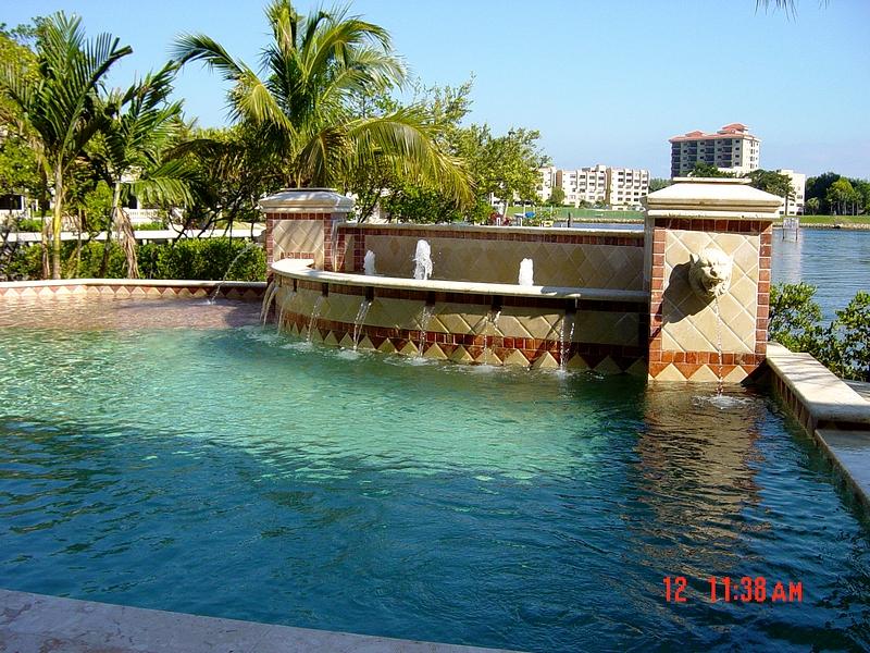 Pugh's Pool & Spa - Boynton Beach Installation