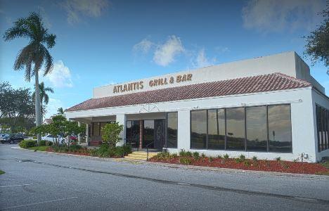 Atlantis Grill and Bar - Atlantis Contemporary