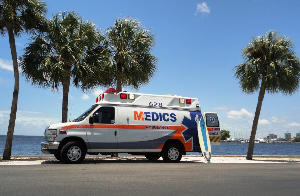 Medics Ambulance Services - Fort Lauderdale Convenience