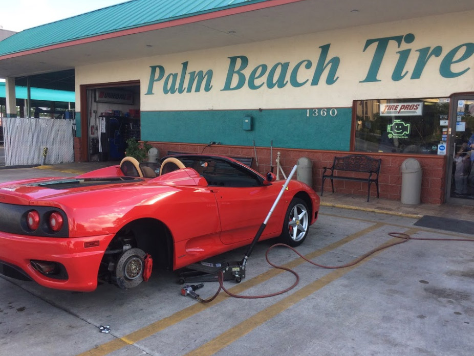 Palm Beach Tire Pros & Auto Repair - Lantana Webpagedepot