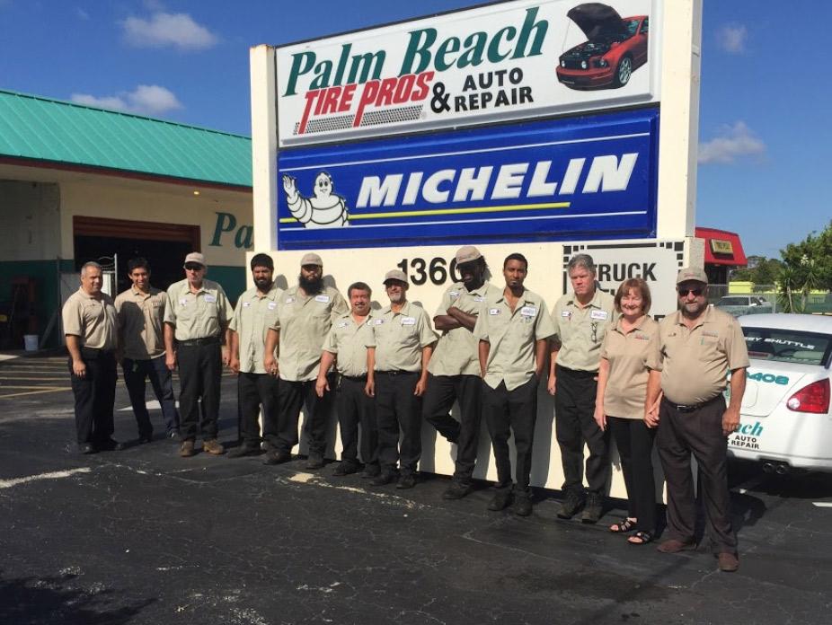 Palm Beach Tire Pros & Auto Repair - Lantana Professionals