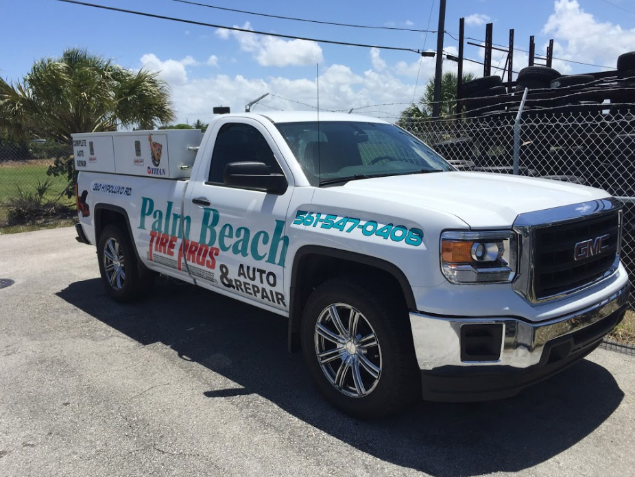 Palm Beach Tire Pros & Auto Repair - Lantana Cleanliness