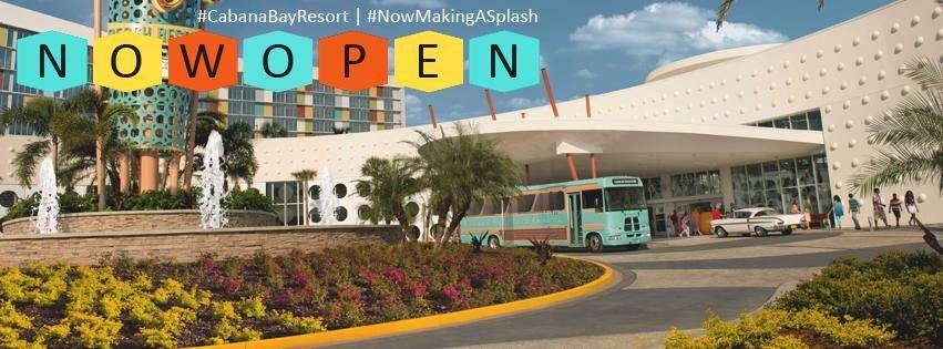 Universal's Cabana Bay Beach Resort - Orlando Accommodate
