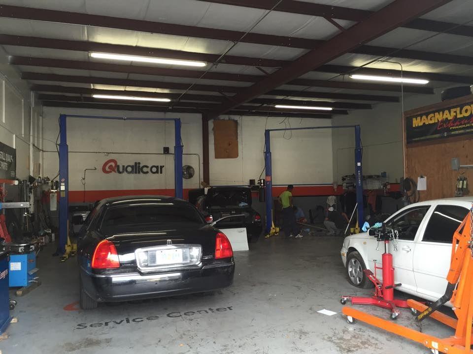 Qualicar Service Center - Orlando Webpagedepot