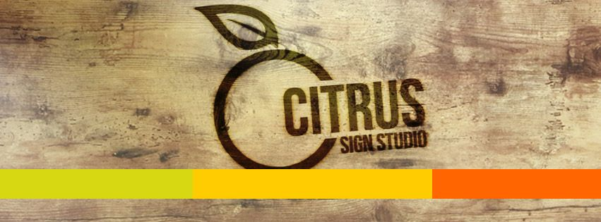 Citrus Sign Studio - Appointments
