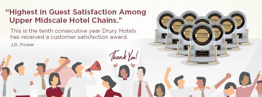 Drury Inn & Suites - Orlando Combination