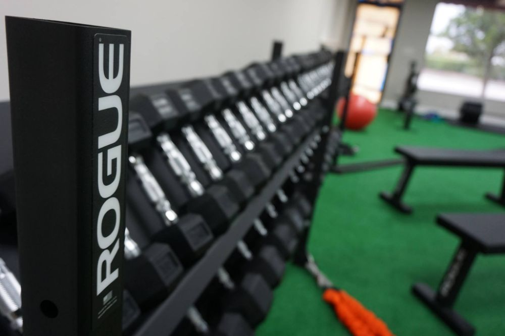 The Weight House - Orlando Accessibility