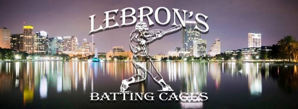 Lebron's Indoor Batting Cages Thumbnails